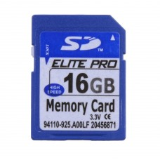 SD Memory Card 16GB