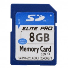 SD Memory Card 8GB
