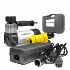 Air Compressor Model E (Model C with Hard Case) with Power Adapter