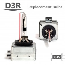 35W HID D3R AC Replacement Bulbs