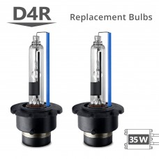35W HID D4R AC Replacement Bulbs