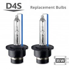 35W HID D4S AC Replacement Bulbs