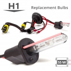 55W HID H1 AC Replacement Bulbs