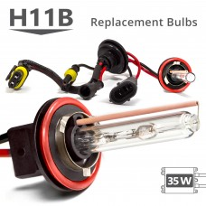 35W HID H11B AC Replacement Bulbs