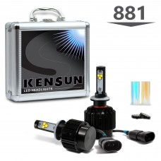 Kensun   Regular LED 881 Conversion Kit with Cree Chips