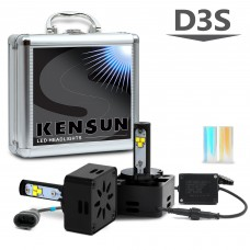 Regular LED D3 Conversion Kit with Cree Chips
