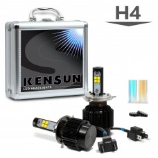 Regular LED H4 (HB2) (9003) Dual Beam Conversion Kit with Cree Chips
