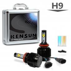 Kensun | Regular LED H9 Conversion Kit with Cree Chips