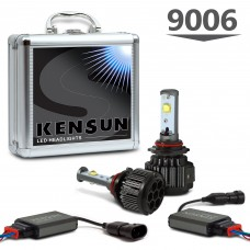 Super Bright LED 9006 (HB4) Conversion Kit with ETI LED Chips