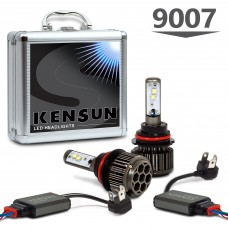 Super Bright LED 9007 (HB5) Dual Beam Conversion Kit with ETI LED Chips