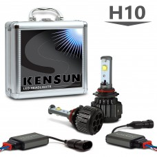 Kensun | Super Bright LED H10 (9145) Conversion Kit with ETI LED Chips