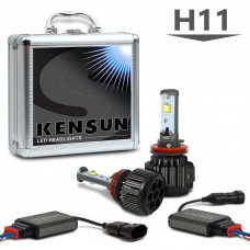 Super Bright LED H11 Conversion Kit with ETI LED Chips