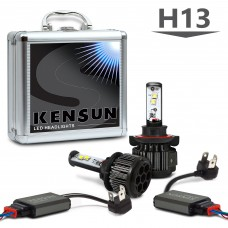 Kensun | Super Bright LED H13 (9008) Dual Beam Conversion Kit with ETI LED Chips