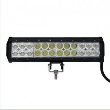 LED Light Bar 72W Middle Brackets