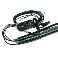 Underdash Interior Lights (Touch Remote)